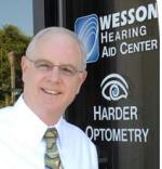 Photo of Douglas Wesson, BC-HIS from Wesson Hearing Aid Center